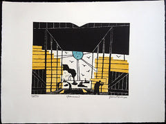 Julian Trevelyan prints