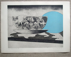 Michael Farrell print for sale, Storm in a Teacup
