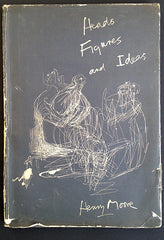 Henry Moore Book Head Figures Ideas 1958