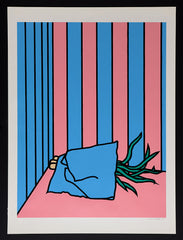napkin and onions patrick caulfield
