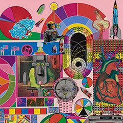 Eduardo Paolozzi screenprints