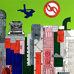 Paolozzi limited edition prints