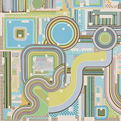 paolozzi screenprint art