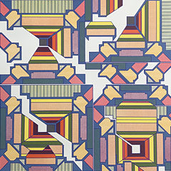 Eduardo Paolozzi signed screenprint