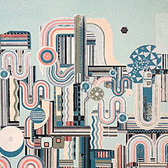 paolozzi screenprints