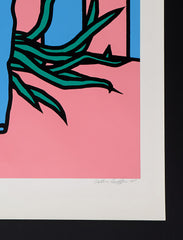 patrick caulfield signed prints