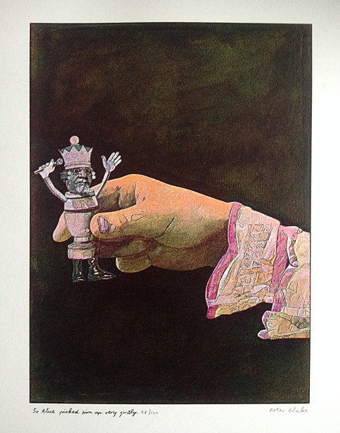 Peter Blake, Alice Through Looking Glass, So Alice