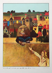 Peter Blake Humpty Dumpty from Alice
