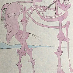Salvador Dali original prints
