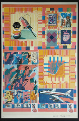 Signs of Death and Decay in the Sky Eduardo Paolozzi