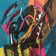 Stanley William Hayter print