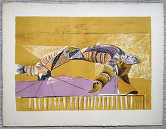 Graham Sutherland Turning Form print