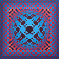 Victor Vasarely Hang