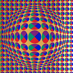 vasarely prints sale