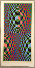 Victor Vasarely print for sale uk