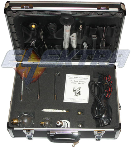 Doctor Clockwork Master violet wand kit