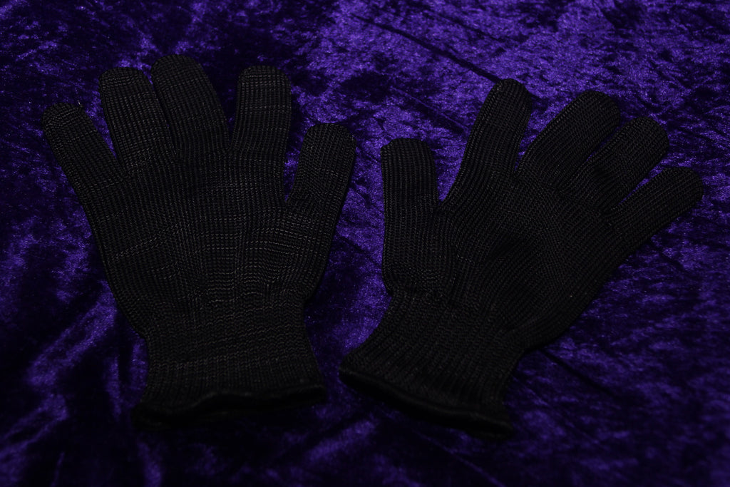 DV8™ Violet Wand Ray MASSAGE GLOVES