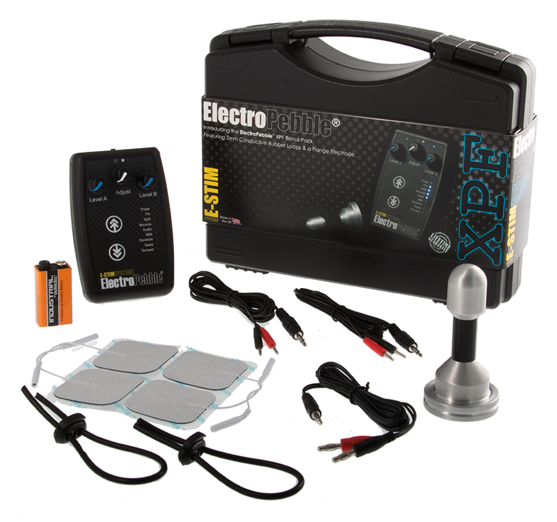 E-Stim systems ElectroPebble® XPF pack