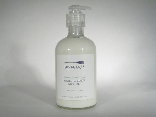 Shore Soap Farmstand Fresh Body Lotion