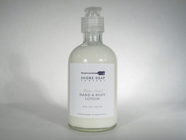 Shore Soap Warm Sand Body Lotion