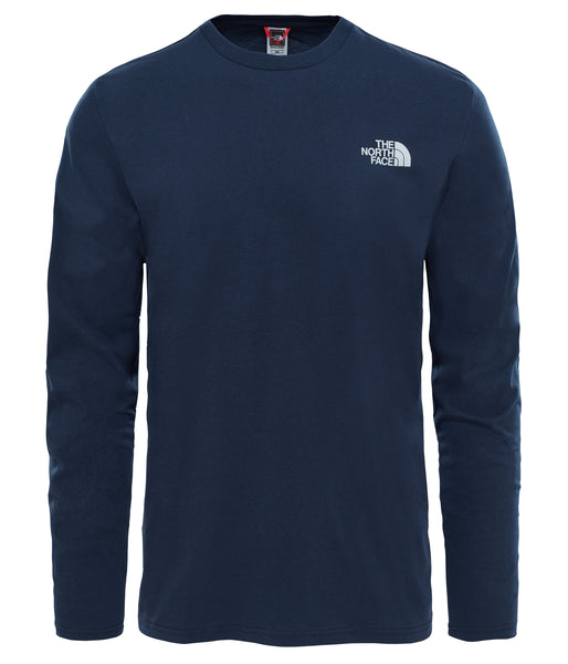 MEN'S L/S EASY TEE - URBAN NAVY