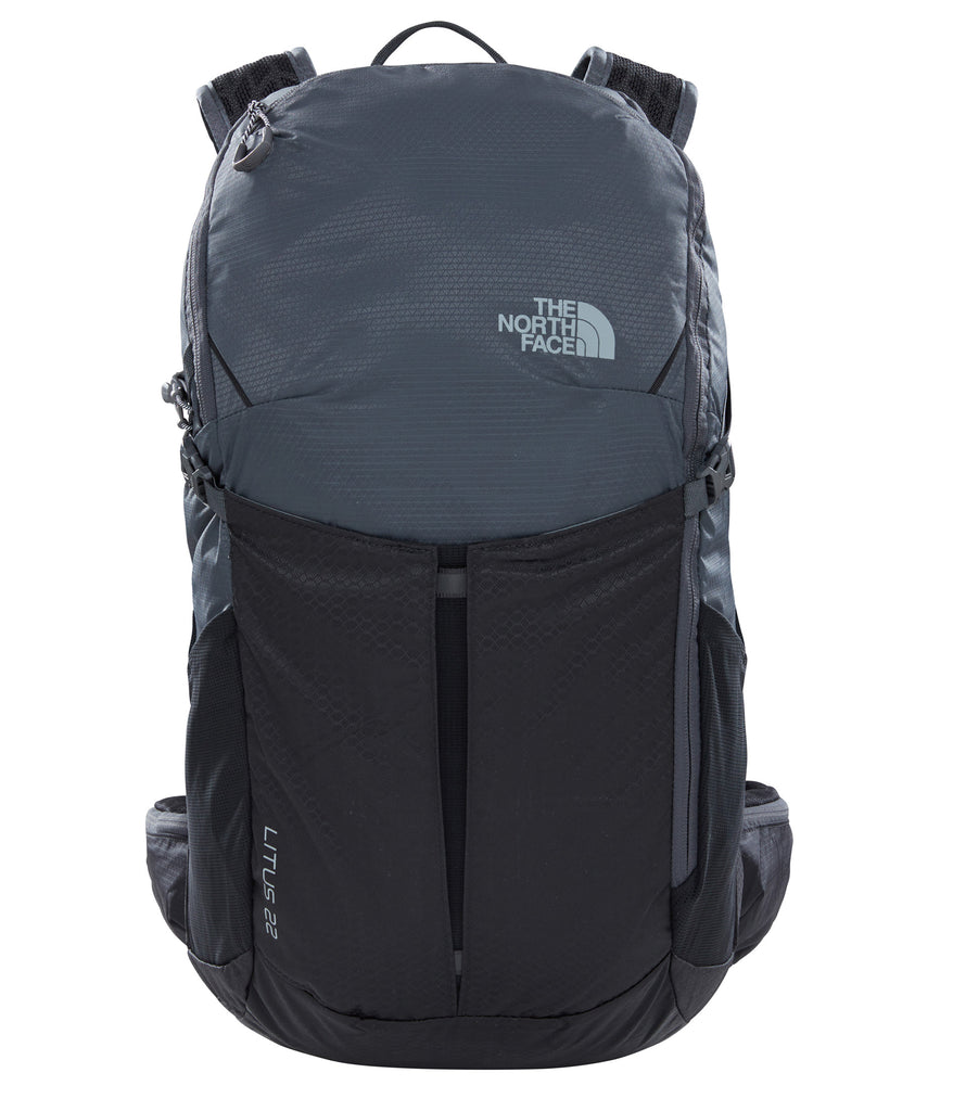 LITUS 22 RC BACKPACK - ASPHALT GREY/TNF BLACK