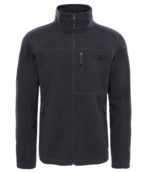 MEN'S GORDON LYONS FULL ZIP - DARK GREY HEATHER