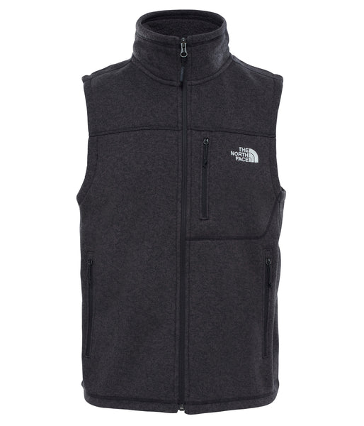 MEN'S GORDON LYONS VEST - TNF BLACK HEATHER