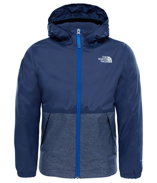 YOUTH WARM STORM JACKET (AGES 10-16)- COS BLUE