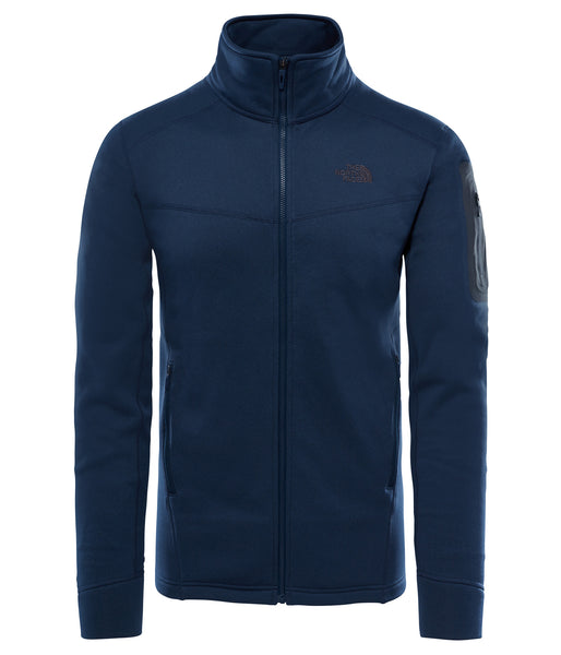 MEN'S HADOKEN FULL ZIP JACKET - URBAN NAVY LIGHT