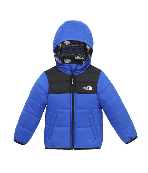 TODDLER BOY'S (AGES 2 -6YRS) REVERSIBLE PERRITO JACKET - TNF BLUE