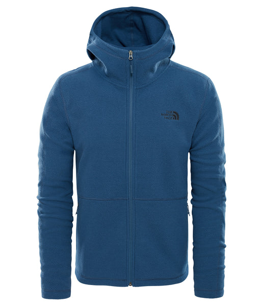 MEN'S CAP ROCK ZIP HOODY - SHADY BLUE