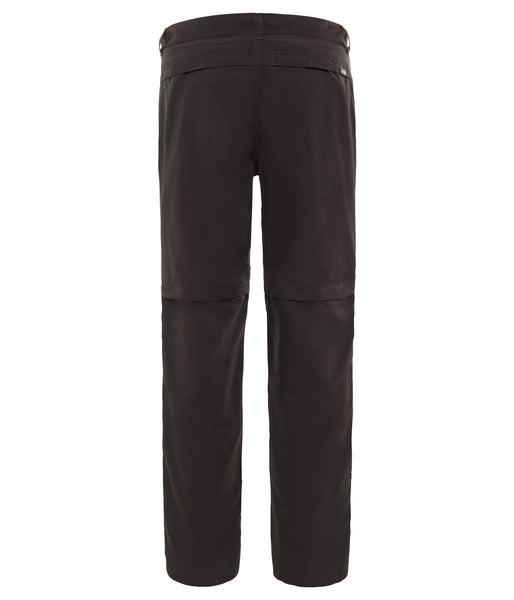 MEN'S HORIZON CONVERTBILE PANT EU - ASPHALT GREY