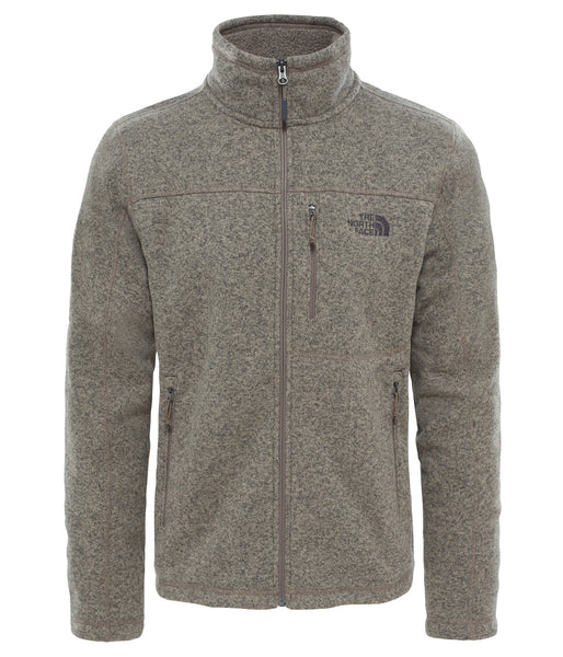 MEN'S GORDON LYONS FULL ZIP - FALCON BRWN HEATHER