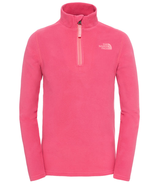GIRL'S GLACIER FLEECE 1/4 ZIP (AGES 6-10)