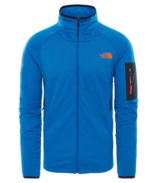 MEN'S BOROD FULL ZIP - TURKISH SEA/URBAN NAVY