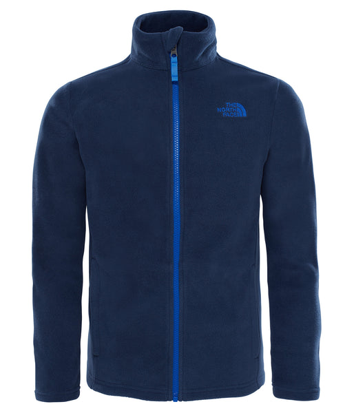 YOUTH SNOW QUEST FULLZIP FLEECE (AGES 10-16) - COS BLUE