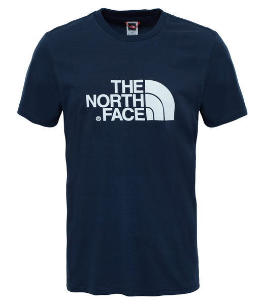 MEN'S SHORT SLEEVE EASY TEE - URBAN NAVY/TNF WHITE