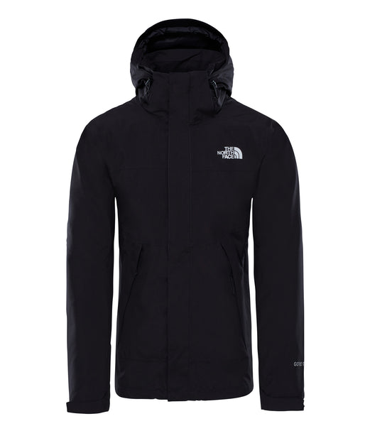 MEN'S MOUNTAIN LIGHT II SHELL JACKET - TNF BLACK