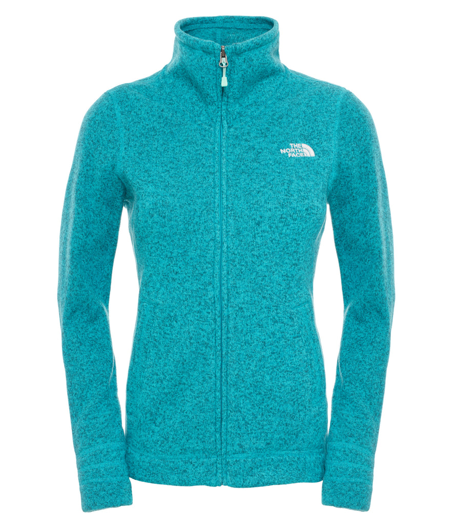 WOMEN'S CRESCENT SUNSET FULL ZIP