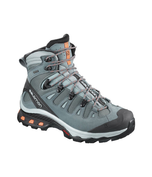 WOMEN'S QUEST 4D 3 GTX - LEAD/STORMY WEATHER/BIRD OF PARADISE