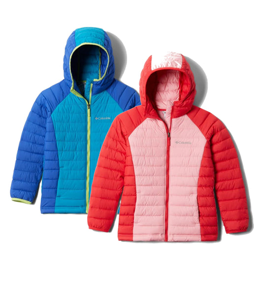 TODDLER GIRL'S POWDER LITE HOODED JACKET 2.0