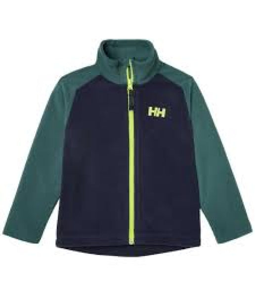 KID'S DAYBREAKER 2.0 JACKET - NAVY/GREEN