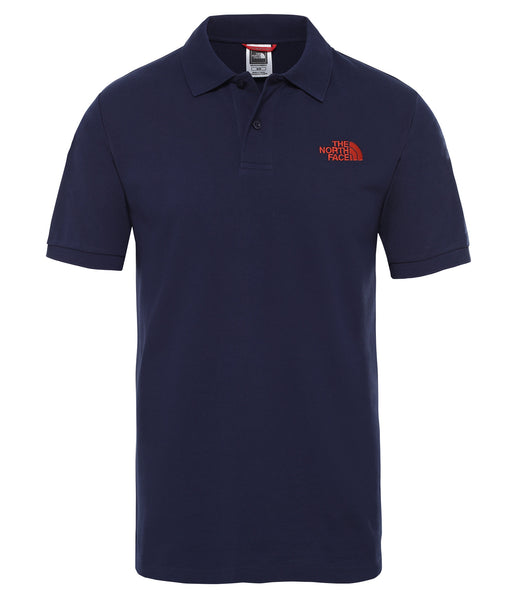 MEN'S POLO PIQUET - MONTAGUE BLUE
