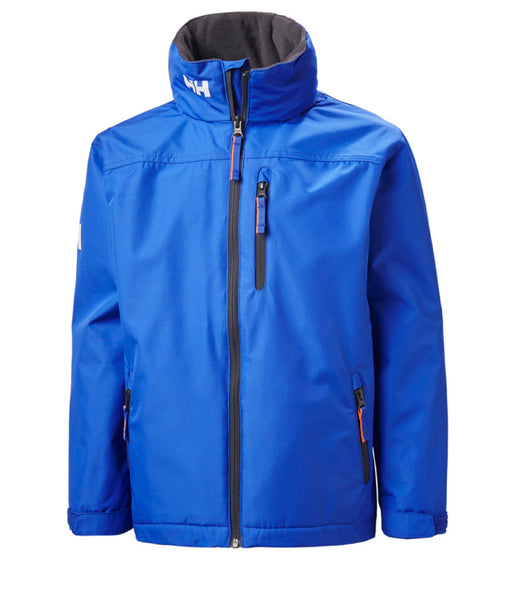 JUNIOR CREW MIDLAYER JACKET (AGES 8 & 10)