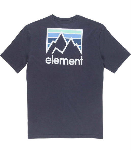 MEN'S JOINT SS T-SHIRT - ECLIPSE NAVY