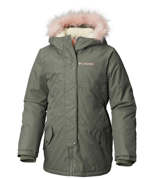 YOUTH CARSON PASS MID JACKET (AGES 10-16) - CYPRESS HEATHER