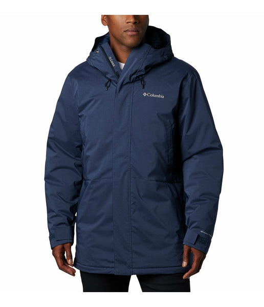 MEN'S NORTHBOUNDER TURBODOWN PARKA - COLLEGIATE NAVY