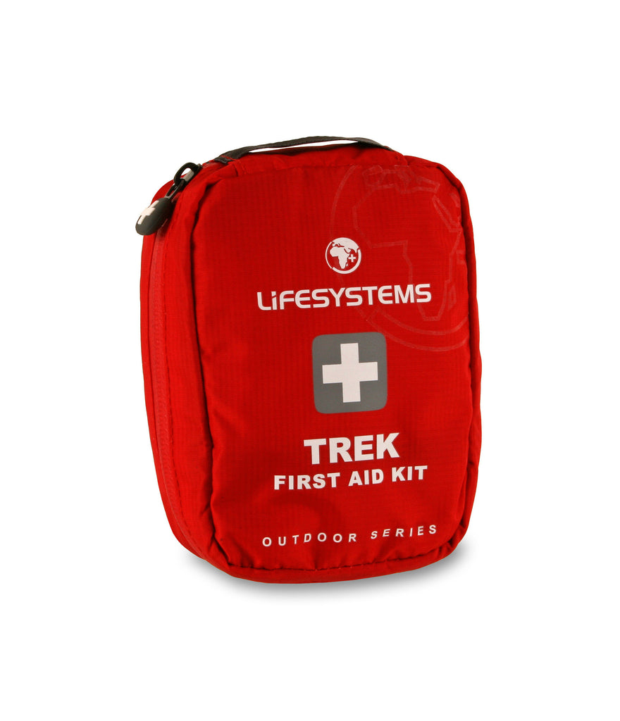 TREK FIRST AID KIT - 22 ITEMS