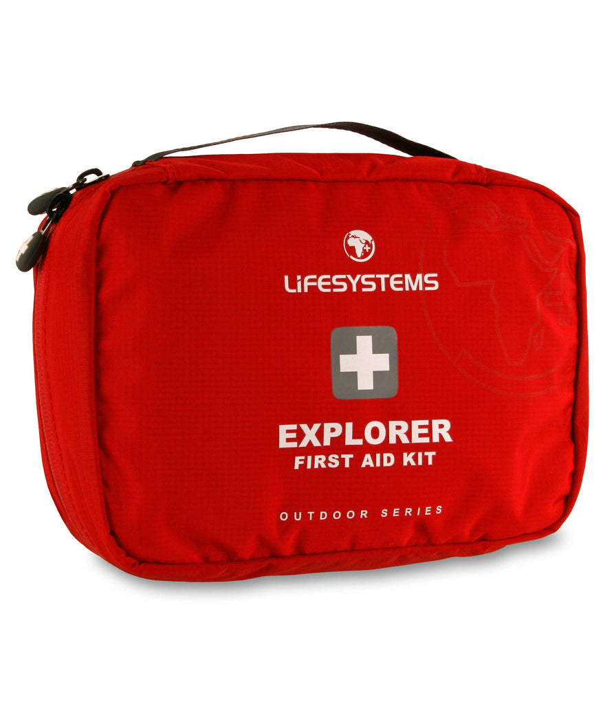 EXPLORER FIRST AID KIT - 34 ITEMS